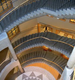 stairway_doe_library
